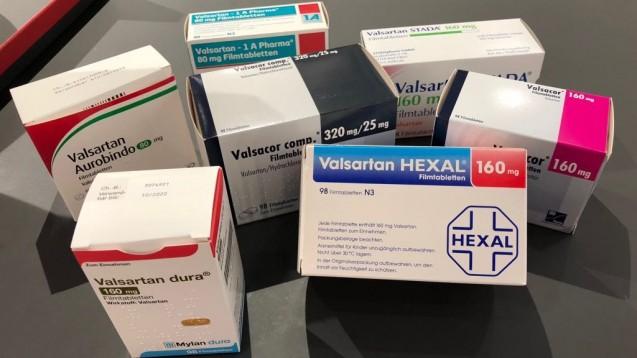 1A und Hexal: Valsartan wieder verfügbar
