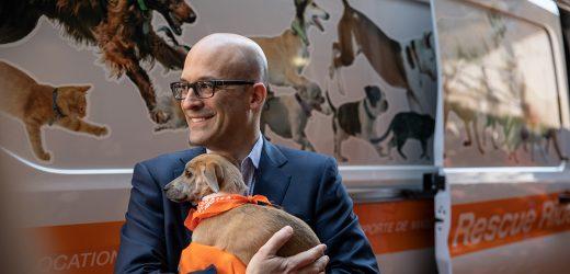 Die ASPCA Gibt 100.000 Tiere bessere Zukunft durch die Nationalen Umzug Programm