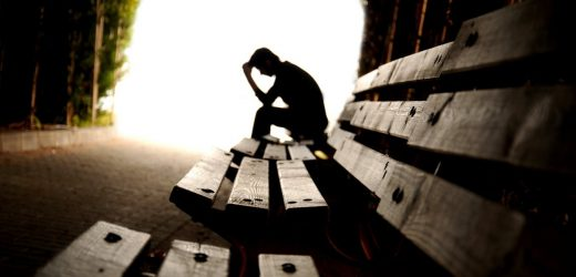 Depression: Männer weit mehr gefährdet als die Frauen, die in benachteiligten Gebieten