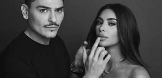 Der Künstler und Seine Muse: Mario Dedivanovic, Kim Kardashian Sprechen Zweite Schönheit Collab