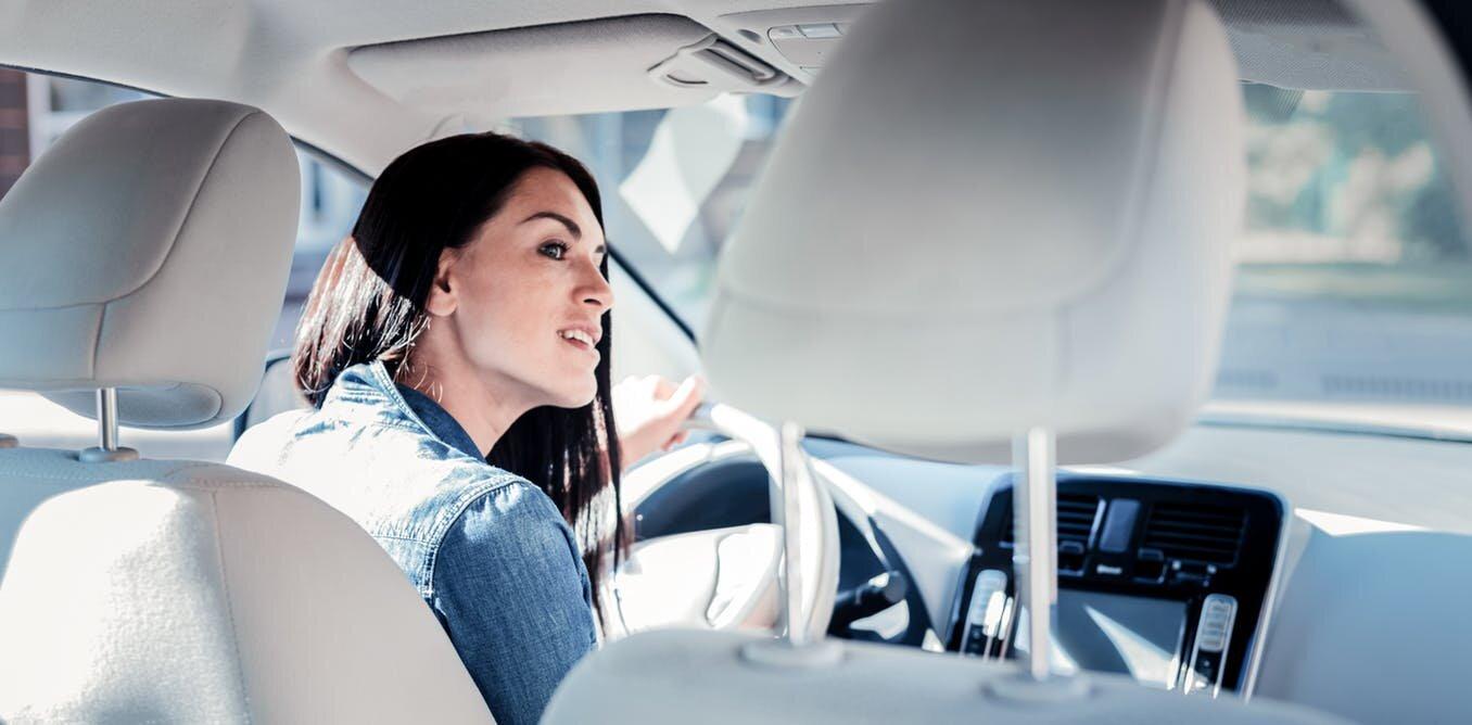 Turn down für was? Warum Sie sich das radio, wenn Sie versuchen, um Ihr Auto zu Parken