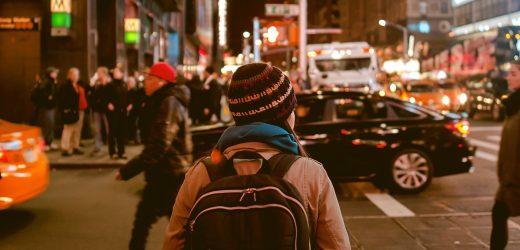 Leben in begehbaren Städten prognostiziert den Erfolg der 'American dream'