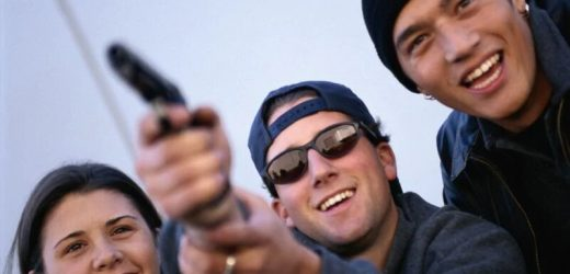 1 in 18 US-teenager trägt ein Gewehr in die Schule: Studie