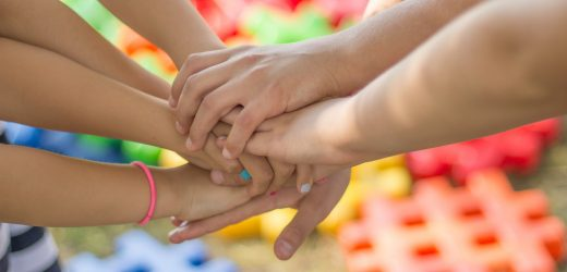 """""""Ich werde mein bestes geben!' Kinder, die sich in positiver self-talk über Aufwand, steigern Ihre Mathe-Leistung"""