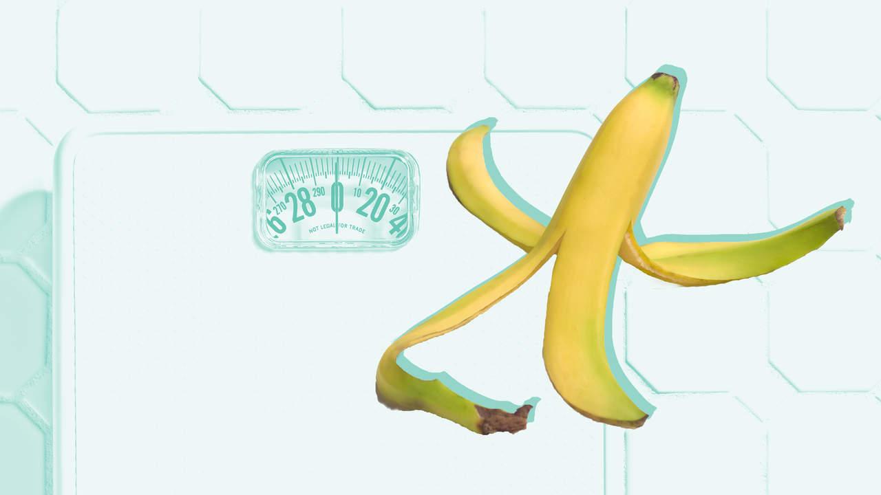 Kann Der Verzehr Von Bananenschalen Helfen, Gewicht Zu Verlieren?