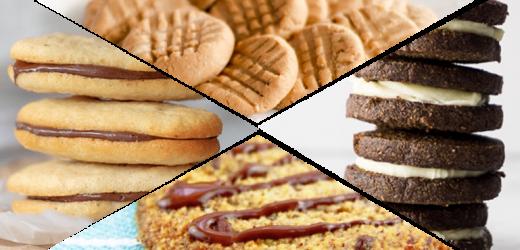 7 Keto Cookie-Rezepte, die die Show Stehlen bei Ihrem Urlaub Cookie Swap