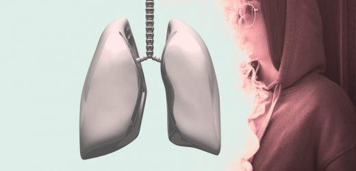 Diese Frau Diagnostiziert Wurde, eine Unheilbare Lungenerkrankung, und die Ärzte Sind Schuld Ihre Vaping Gewohnheit
