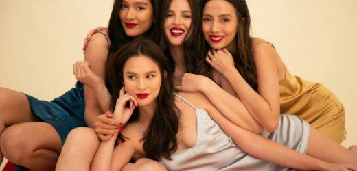 Wie Sunnies Gesicht Ist Zu Universalisieren Philippinische Schönheit