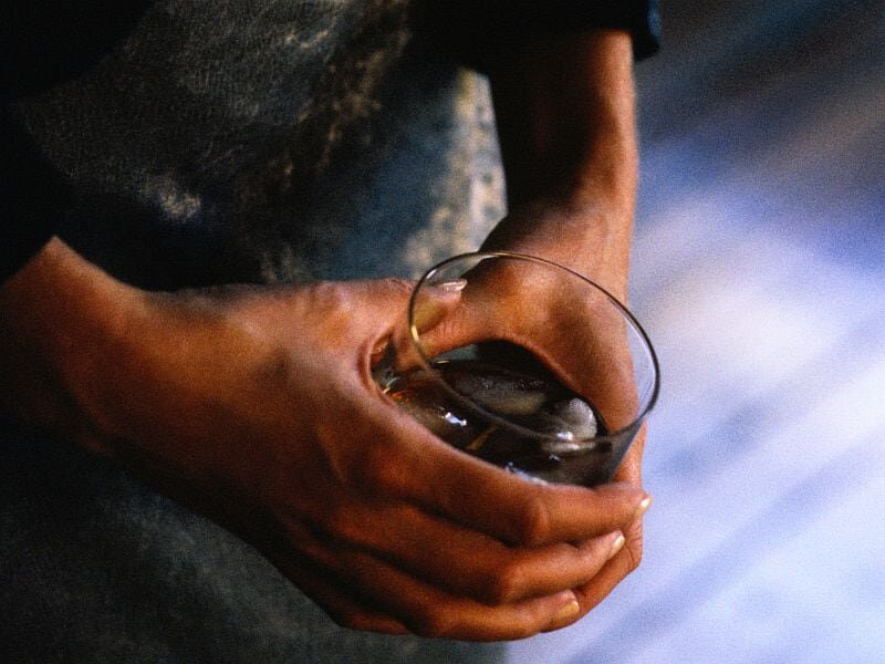 2011 bis 2017 sah, Zunahme, binge, Getränke pro binge-Trinker