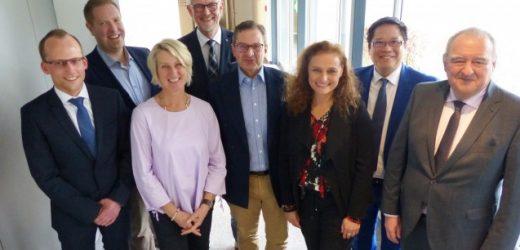 Fritz Becker bleibt Präsident des LAV Baden-Württemberg
