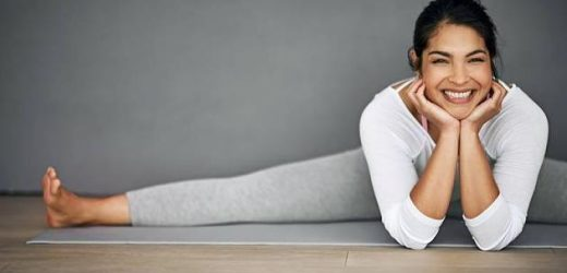 Winterblues?: Diese Yogaübungen vertreiben schechte Laune