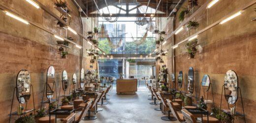 Aveda Startet in Südamerika Mit Nachhaltigen Salon