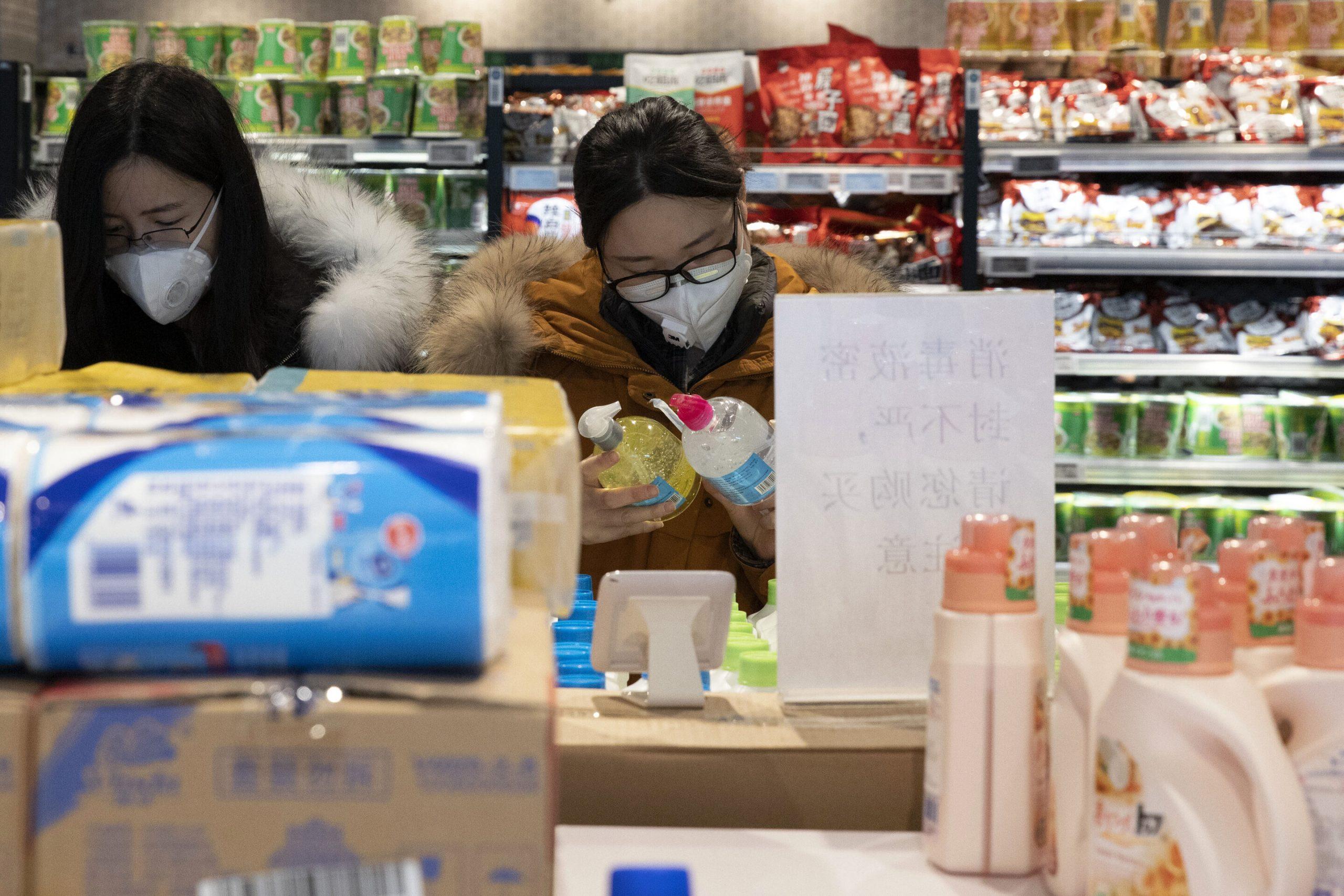 Chinas virus center Gelübde kein patient ungeprüft als fallen