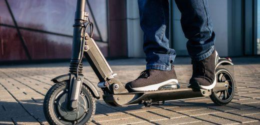 E-Scooter sind mindestens so gefährlich wie das Fahrrad