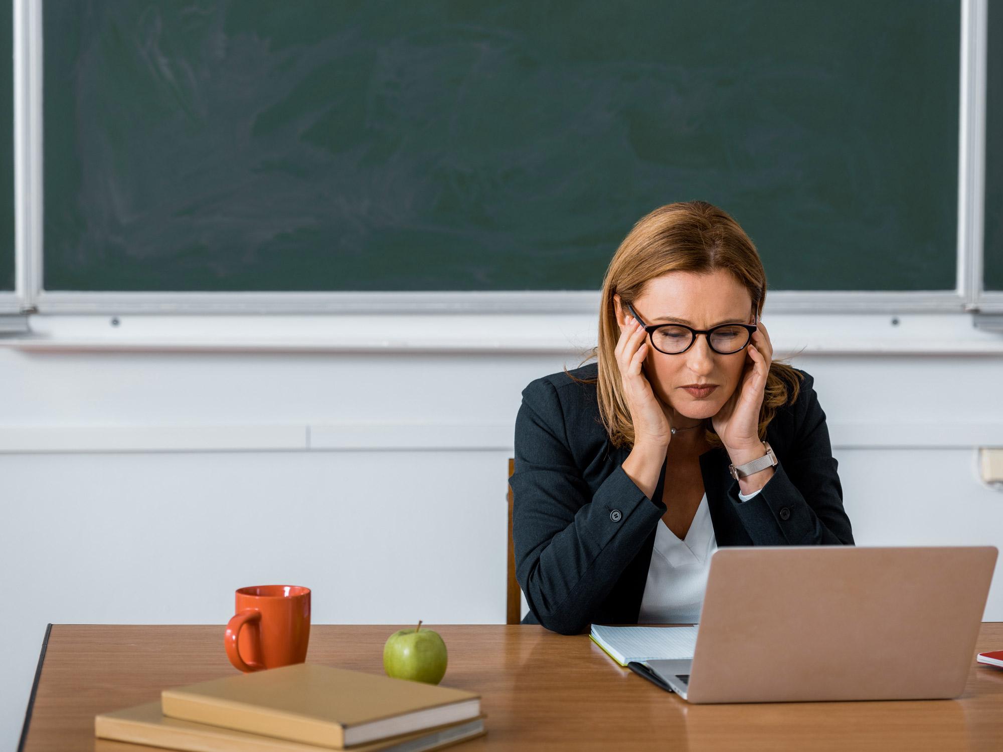Mehr Stress bei Beschäftigten im öffentlichen Dienst