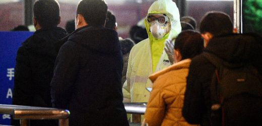 China stottert wieder an die Arbeit als virus Todesfälle steigen
