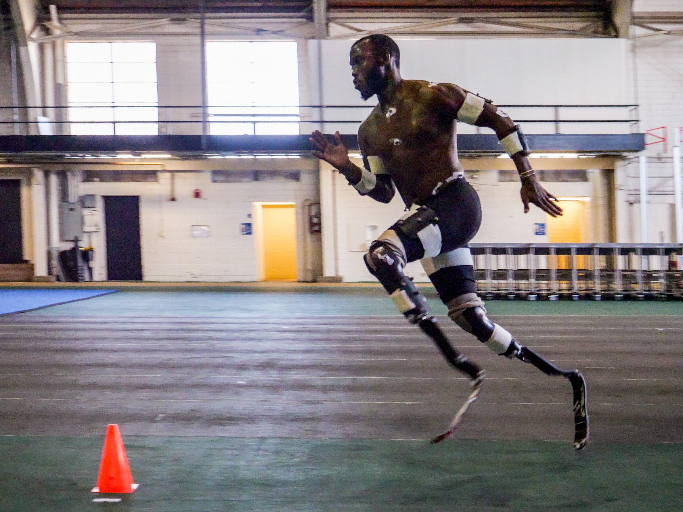 Höhe Grenzen für 'blade runners' haltlosen, neue Studie schlägt vor
