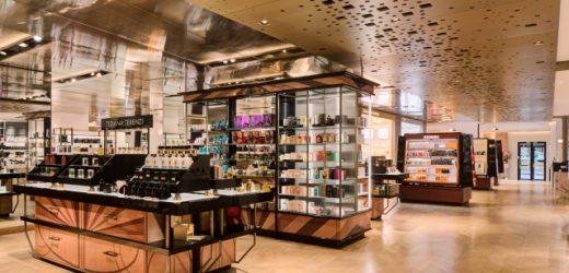 Harvey Nichols zu einer Neugestaltung des Duft-Angebot, Mit dem Duft Raum