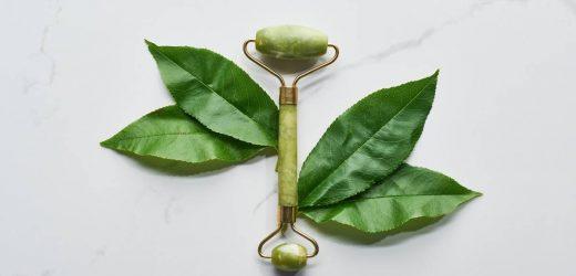 Massage mit Wirkung: Kann ein Jade-Roller das Hautbild verbessern?