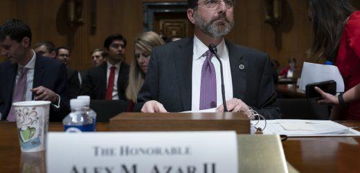 Weißes Haus bereitet Notfall-coronavirus budget-Anforderung