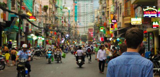 China-virus Epizentrum erleichtert Reisen Bordsteine als fallen