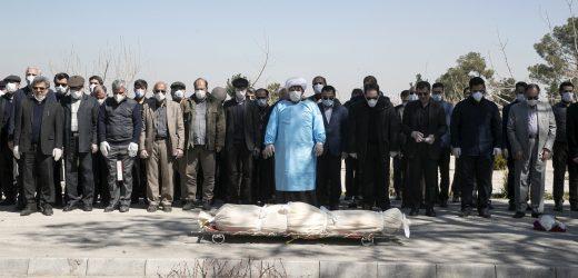 Iran sagt, virus tötet 63 mehr Todesopfer steigt auf 354