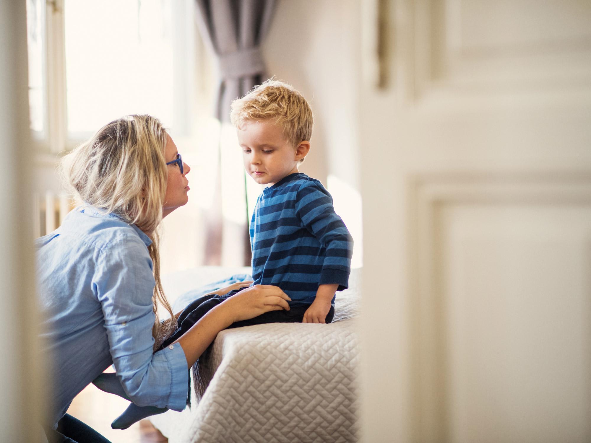 Demenz: Wie man Kinder über die Krankheit aufklärt