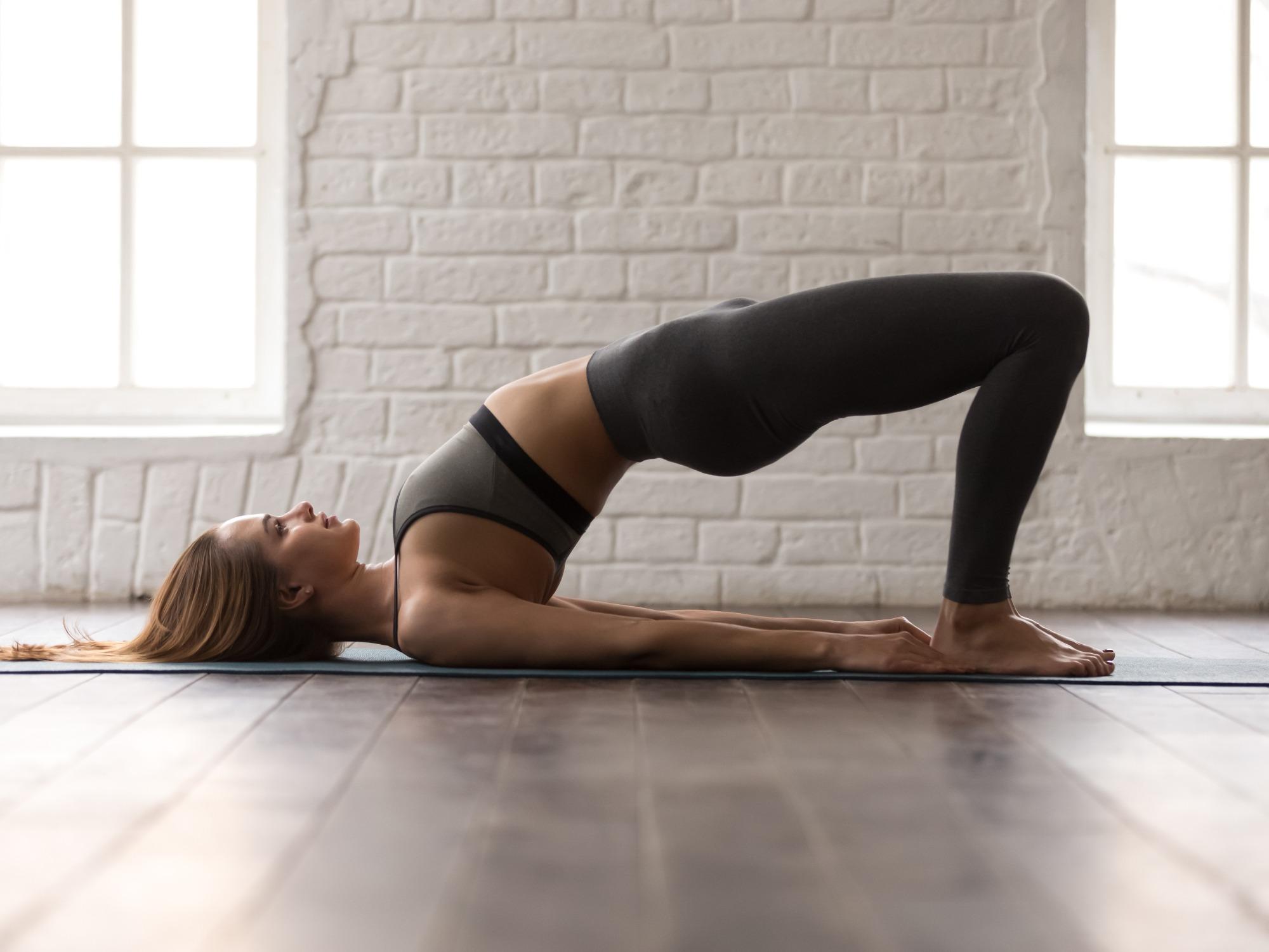 Diese Übungen lindern Schmerzen im unteren Rücken