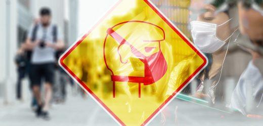 Moskau unter Sperrung als Globale virus-Fälle top-700,000