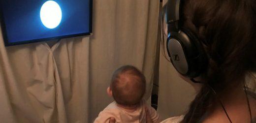 Mit acht Monaten können Babys bereits wissen, dass Ihre Grammatik