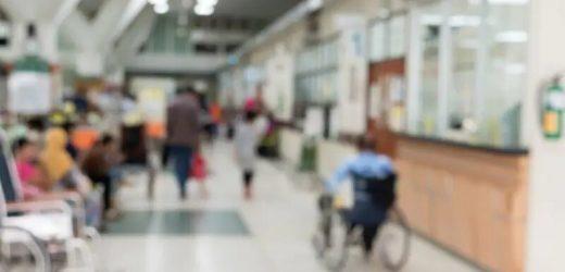 Fast 40% der Hospitalisierungen in den US-COVID-19 Fällen handelt es sich um Erwachsene unter 55