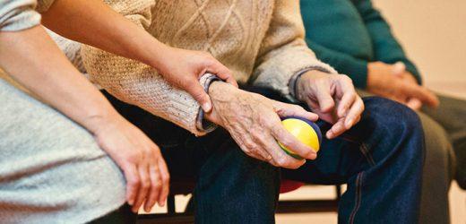 In-home-passives monitoring kann helfen, Senioren unabhängig bleiben