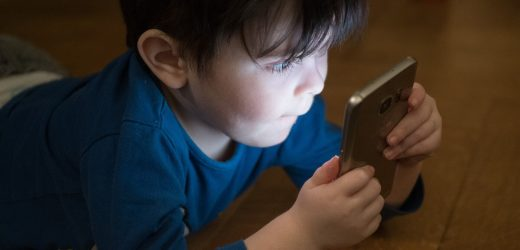 Neue Forschung schlägt vor, Eltern sollten Grenzwert Bildschirm-Medien für Kinder im Vorschulalter