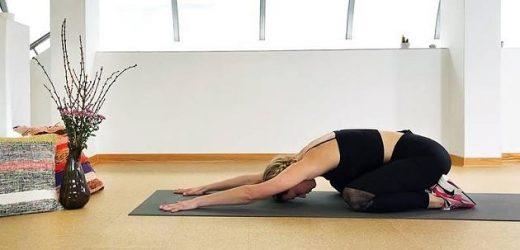 Keep Calm: Das Home-Workout zum Entspannen