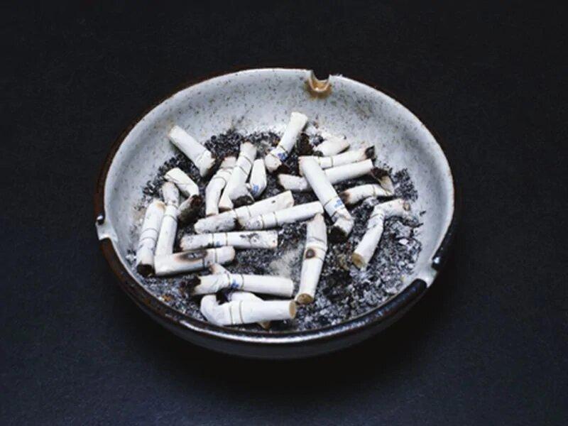 Rauchen gebunden in schlechteren überleben bei akuter myeloischer Leukämie