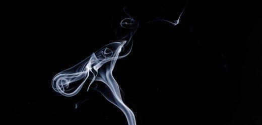 Stress, nicht eine Barriere zu beenden Raucht