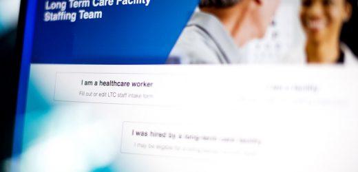 Langzeit-Pflege-Einrichtungen brauchen Mitarbeiter, schnell ist ein Algorithmus könnte eine Lösung bieten