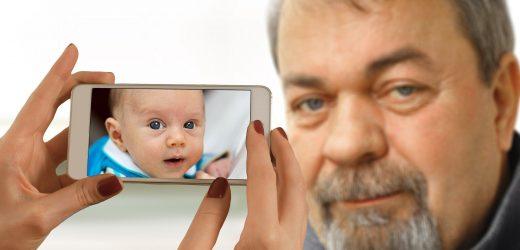 Das wirtschaftliche Gefälle wirkt sich auch auf den Verbrauch der Bilder durch die Kinder
