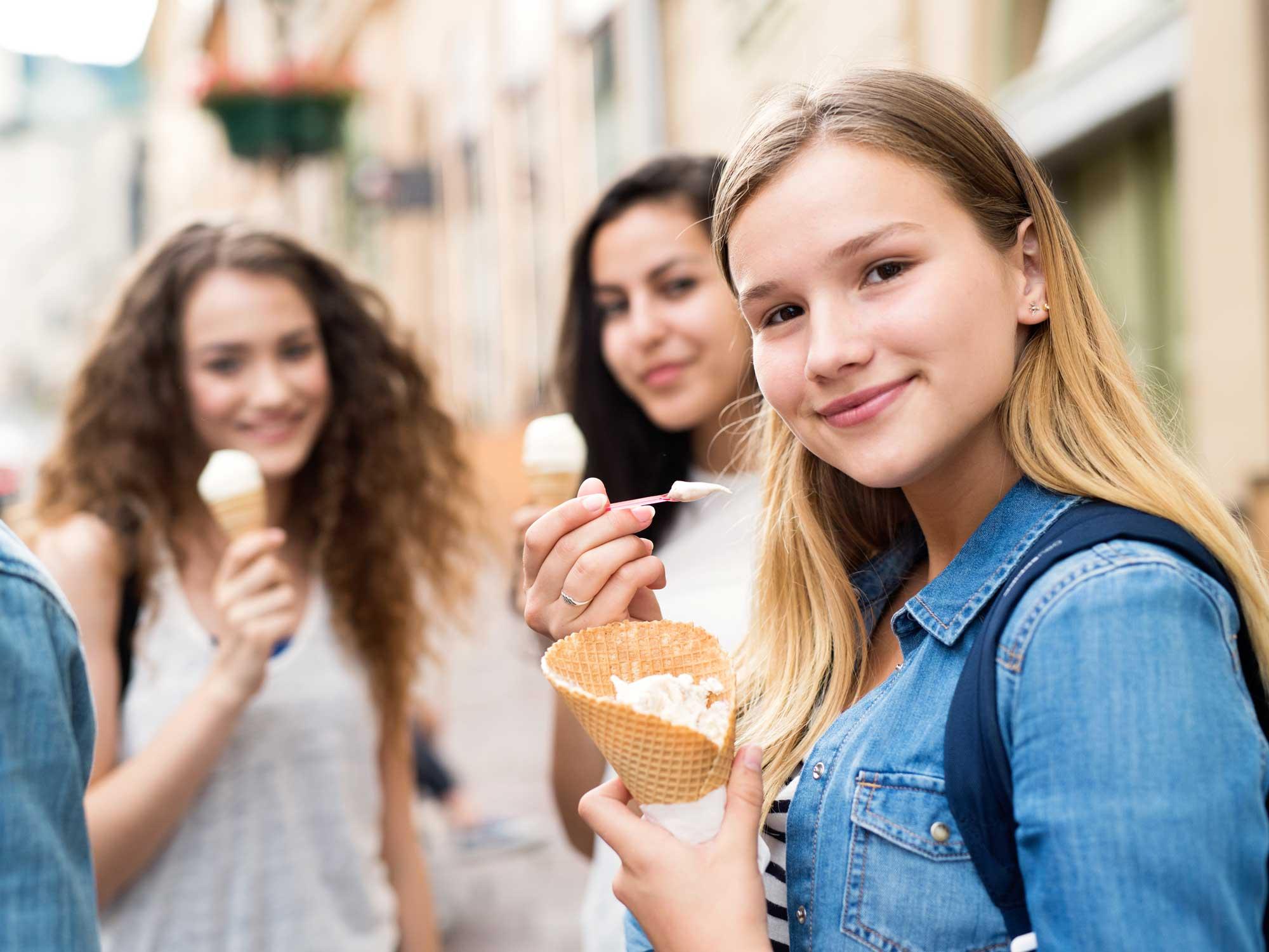 """Kinder und Jugendliche essen zu viele """"leere Kalorien"""""""