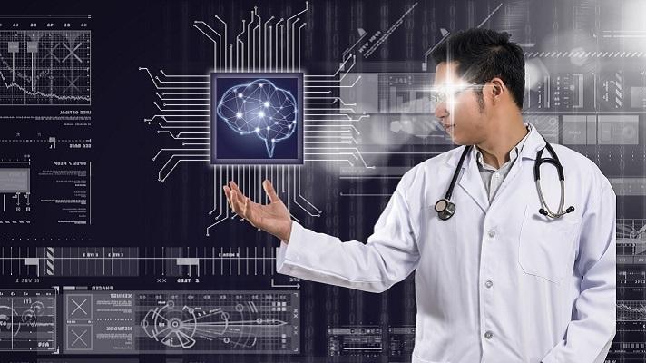 Machine learning geben kann, die im Gesundheitswesen Beschäftigten eine 'Supermacht'