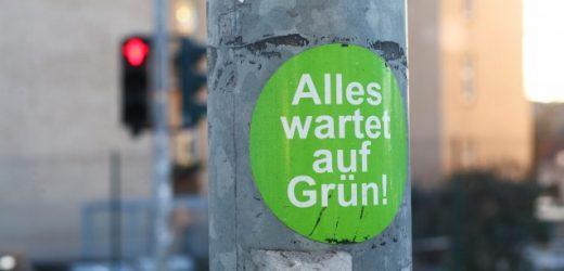 Die Grünen mit neuen Grundsätzen