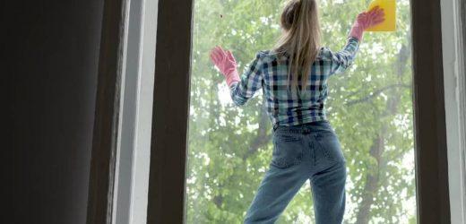 Hausarbeit ist Sport: So viele Kalorien verbrennen Sie beim Putzen