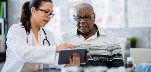 Pflegeheim der Zukunft-Kampagne hilft die Pflegeheime nehmen Sie digitale Dienste