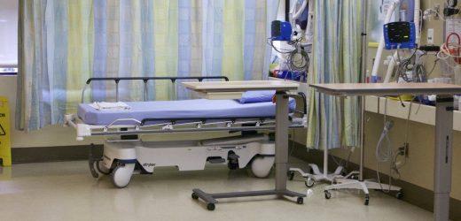 Heiße und kalte Zonen: Leben und Tod in einem Montréal COVID-19-Krankenhaus