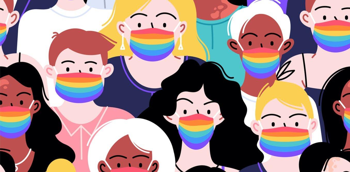 LGBTQ Menschen dringend benötigen professionelle psychische Gesundheit Unterstützung, aber es fehlt