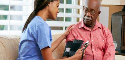 Reduziert die Anzahl der BP meds können sicher sein, in einige ältere Erwachsene