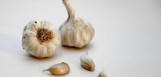 Mit All Den Gesundheitlichen Vorteile, die Es Bietet, Sie Besser Glauben, Dass Knoblauch Ist ein Besonderes Geschenk Für die Menschheit