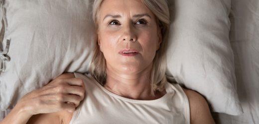 Wechseljahre: Weichmacher stören den Schlaf