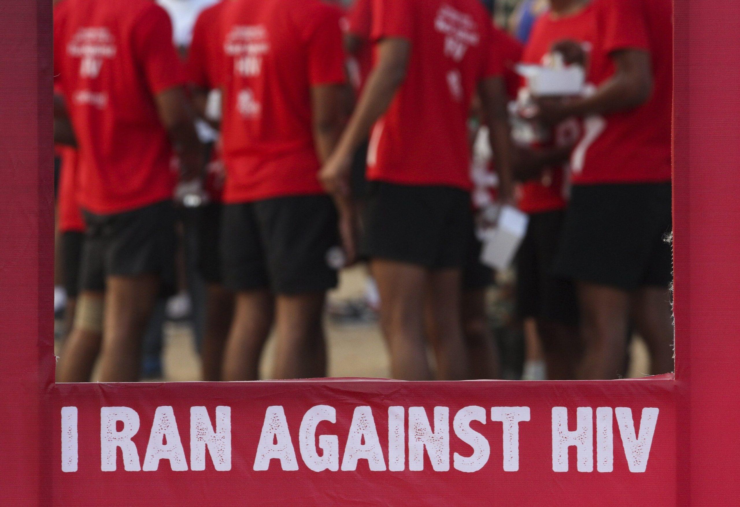 AIDS-Bericht: Kinder hinken und COVID-19 schädigen damit die Versorgung
