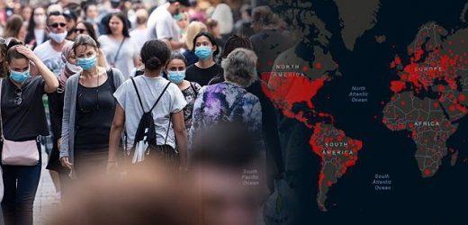 Erneut fast 900 neue Fälle in Deutschland – 7600 Menschen akut infiziert